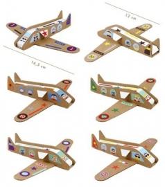 mijn vliegtuigjes