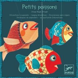 kleine visjes
