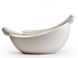 sparrow salad bowl