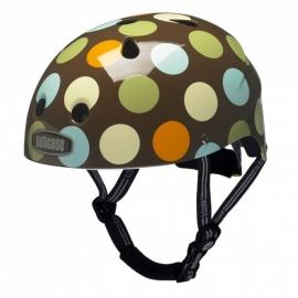 little nutty helm `modern dots`
