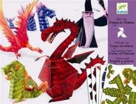 Papieren draken