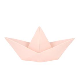 paper boat lamp pink