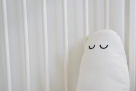 sleepy ghost kussentje