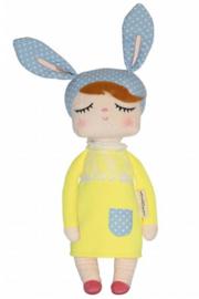 little rabbit doll geel