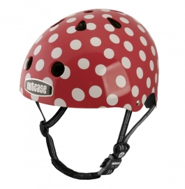 little nutty helm `simi dots`