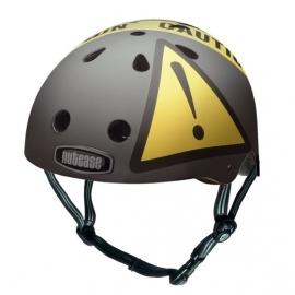 nutcase helm `caution`