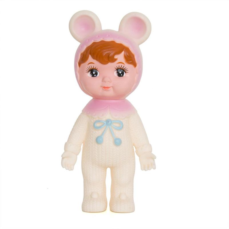 milky woodland doll