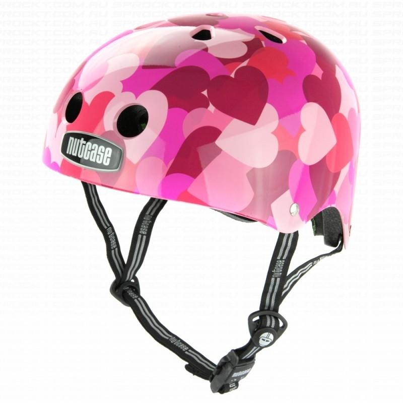 nutcase helm `love`