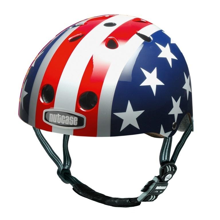 nutcase helm `stars & stripes`