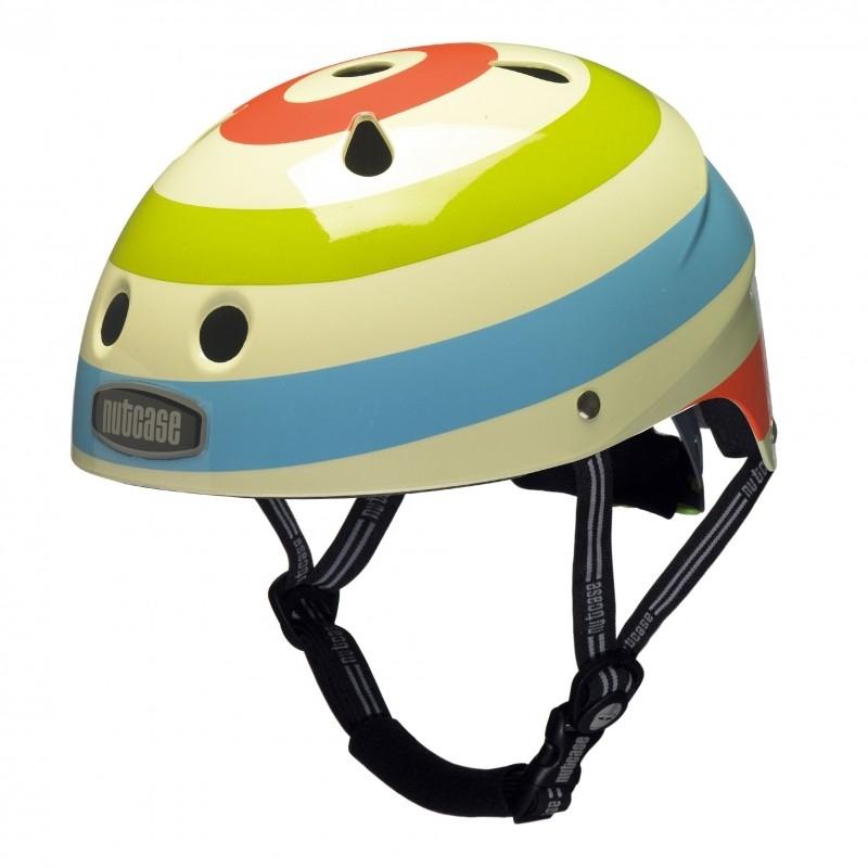 nutcase helm `pop bullseye`