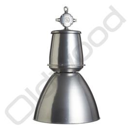 Industrial ''Barrel'' lamp chrome