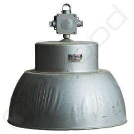 Industrial ''Metalowe'' lamp