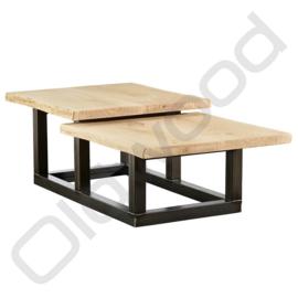Coffee table ''Twins''