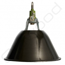 Pendant lamp ''Borek'' black