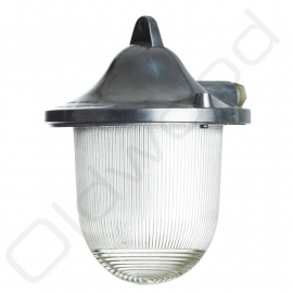 Industrial ''Ludo'' lamp polished