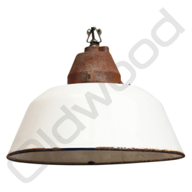 Industrial lamp - Bo white