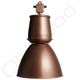 Industrial lamp - Barrel - Copper