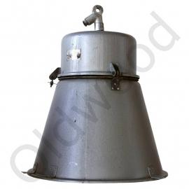 Industrial ''Tonnetje'' lamp