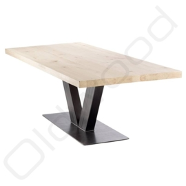 Robust wooden table ''Rome''