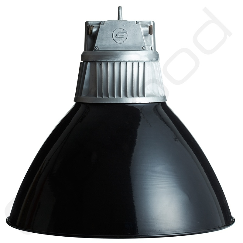 Old Industrial Factory Lamp model Levi -Polished
