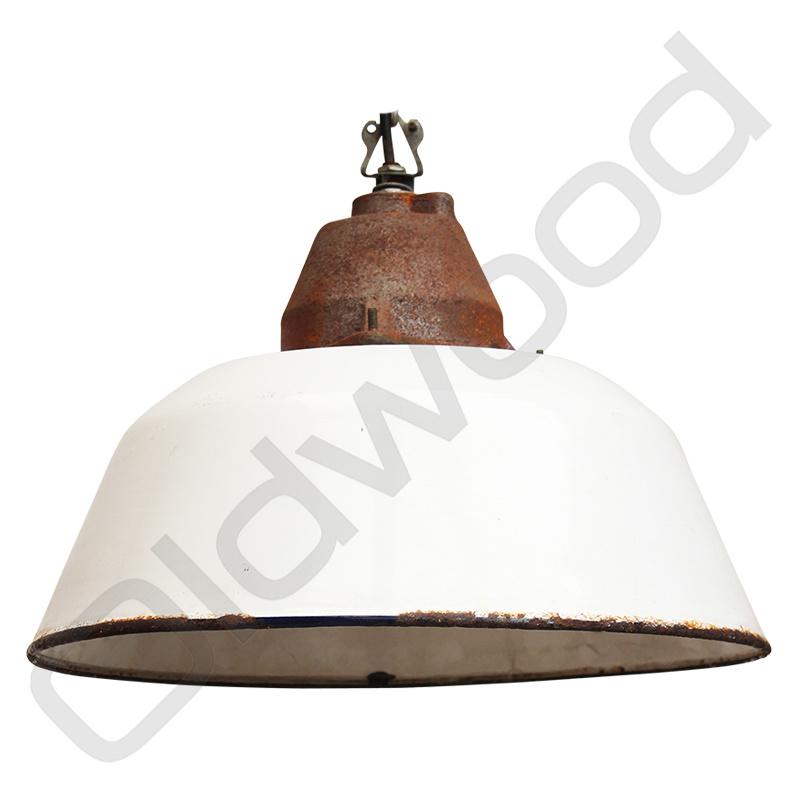 Industrial lamp - Bo white