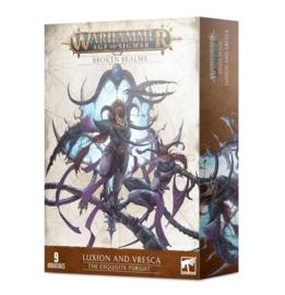 Broken Realms Luxion and Vresca (Warhammer Age of Sigmar nieuw)