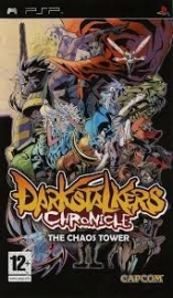 DarkStalkers Chronicle The Chaos Tower zonder boekje  (psp used game)