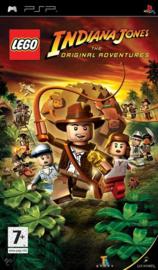 Lego Indiana Jones The Original Adventures  (PSP tweedehands game)