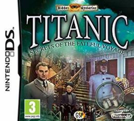 Hidden Mysteries: Titanic (DS nieuw)
