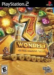 7 Wonders of the Ancient World (ps2 nieuw)