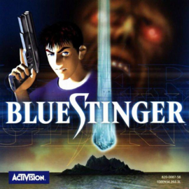BlueStinger (Dreamcast tweedehands game)