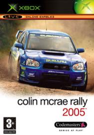 Colin McRae Rally 2005 (Xbox tweedehands Game)
