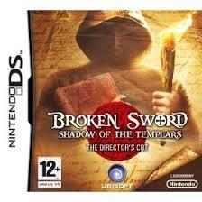 Broken Sword Shadow of the Templars (Nintendo DS Nieuw)