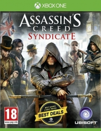 Assassin's Creed Syndicate (xbox one nieuw)