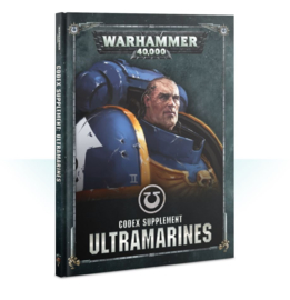 Codex Supplement Ultramarines (Warhammer 40.000 nieuw)