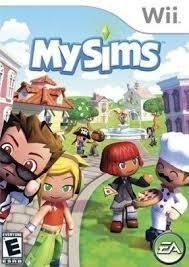 MySims (Nintendo Wii tweedehands game)