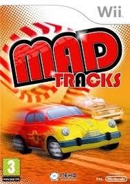 Mad Tracks (Nintendo Wii used game)