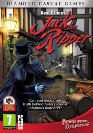 Real Crimes Jack the Ripper (PC Game nieuw)