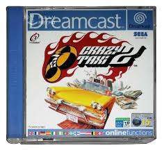 Crazy Taxi 2 (Dreamcast tweedehands game)