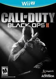 Call of Duty Black Ops II (Nintendo WiiU tweedehands game)