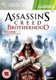 Assassin`s Creed Brotherhood Classics (Xbox 360 nieuw)