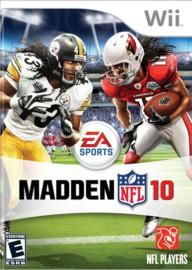 Madden NFL 10 (Nintendo Wii tweedehands game)