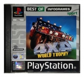 4x4 World Trophy  (PS2 tweedehands game)