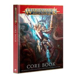 Age of Sigmar Core Book 2021 (Warhammer nieuw)