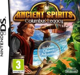 Ancient Spirits (Nintendo DS nieuw)