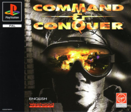 Command & conquer (PS1 tweedehands game)