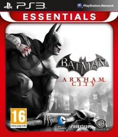 Batman Arkham City Essentials (ps3 nieuw)
