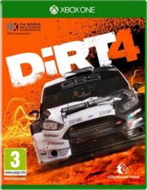Dirt 4 (Xbox one Nieuw)