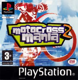 Motocross Mania 2 (ps1 tweedehands game)