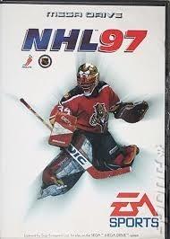 NHL 97 (Sega Megadrive tweedehands game)
